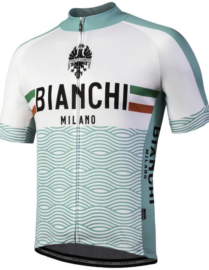 Bianchi Milano Attone Jersey – Celeste White 873ed73e7
